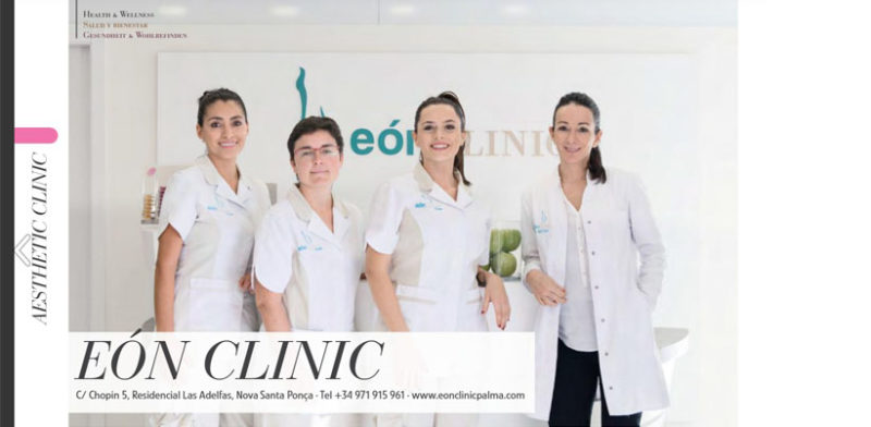 Publirreportaje de EónClinic en la revista ABC Mallorca